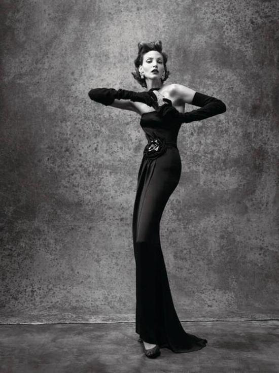 娜嘉奥尔曼|一双惊艳时光的腿 曾是吉尼斯全世界