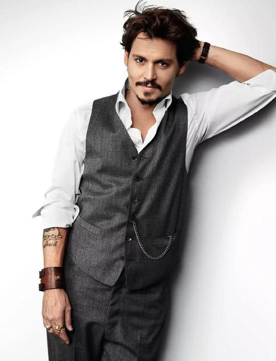 约翰尼·德普(Johnny Depp)