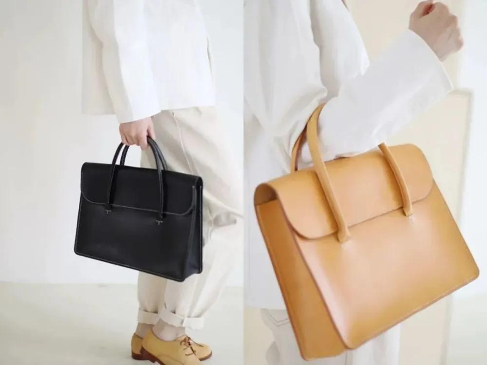 10个简约高级的包包,提升穿搭质感