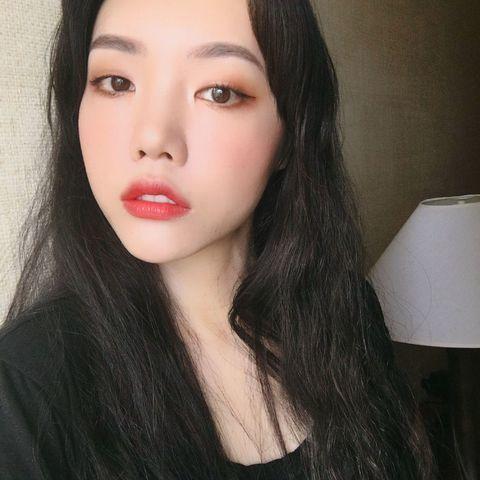韩国小眼睛的美晕眼线5画法!内双、单眼皮都适用,