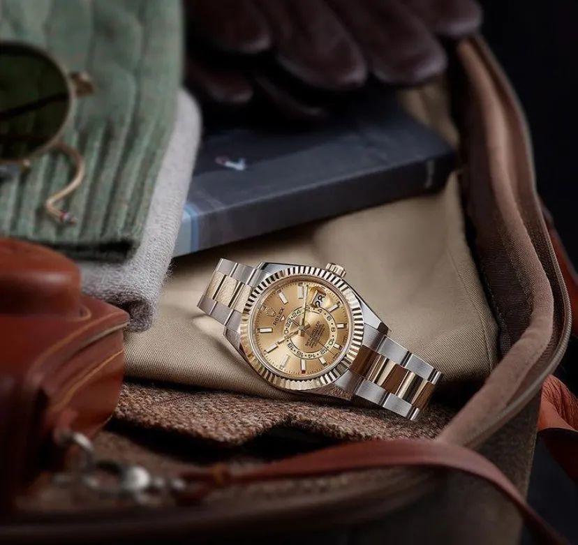 新手必看 | 新买的手表走时不准,是不是假货?
