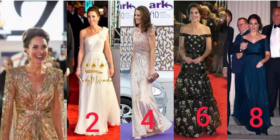 英王室红毯秀!凯特首穿高定斗篷逆袭似女王,卡米拉